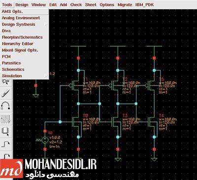 جزوه تجزيه و تحليل مدارهای الكتريكی و الكترونيكی با HSpice