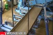 ویدیوی خط تولید تیرهای فولادی I شکل