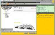 نرم افزار طراحی سقف عرشه فولادی