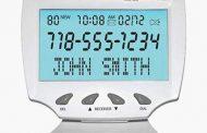 پروژه طراحی و ساخت دستگاه caller id (کالر آی دی)