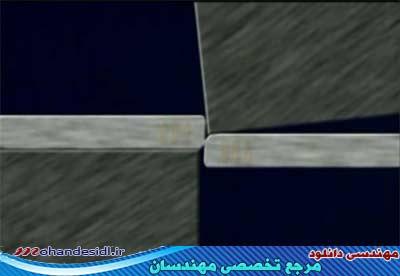 کلیپ فارسی برش کاری و خم کاری ورق فلز