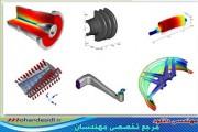 کتاب نرم افزار Comsol در مهندسی مکانیک(فارسی)