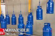 ویدیو خط تولید سیلندر گاز LPG