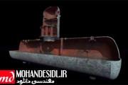 ویدیو نمایی از دی اریتور در نیروگاه بخار