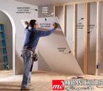 ویدیوی آموزشی نحوه ساخت و اجرای دیوار داخلی -پارتیشن