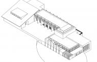 رساله معماری مجموعه اقامتی - تفریحی