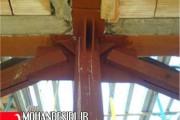 جزئیات اجرایی ساختمان فولادی – پروژه روش های اجرا