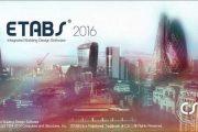 آموزش Etabs 2016 و Safe 16