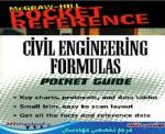 دانلود کتاب فرمول های مهندسی عمران- Civil engineering formulas