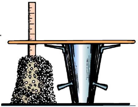 پاورپوینت خواص بتن تازه و آزمایشات استاندارد مربوطه