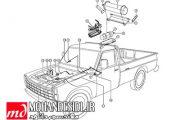 راهنمای تعمیرات و سرویس سیستم گازسوز خودروهای وانت مزدا (نیسان)