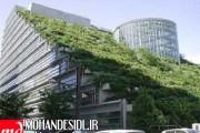 پاورپوینت سمینار نو آوری ساختمان سبز