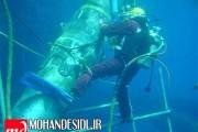 مقاله جوشکاری زیر آب