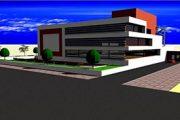 رساله معماری طراحی کتابخانه عمومی
