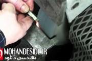 ویدیوی آموزشی تیزکاری قلم تراش