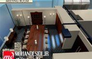 انیمیشن سیستم تهویه و مطبوع یک هتل