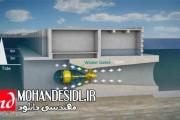 ویدیو نحوه ساخت و کارکرد نیروگاه جزر و مدی - بریتانیا