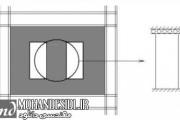 بررسي عملکرد پانل مياني تقويت شده بين دو بازشو در ديوارهاي برشي فولادي با سخت کننده