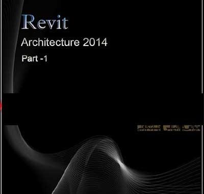 دانلود کتاب فارسی آموزش Revit Architecture 2014