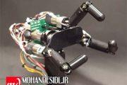 پاورپوینت سنسورهای مورد استفاده در ربات