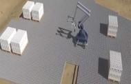 انیمیشن ساخت ساختمان با استفاده از آجرهای هوشمند