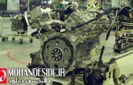 خط تولید موتور 8 سیلندر تویوتا