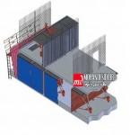 پاورپوینت اجرای ساختمان به روش قالب های تونلی – پروژه روش های اجرا